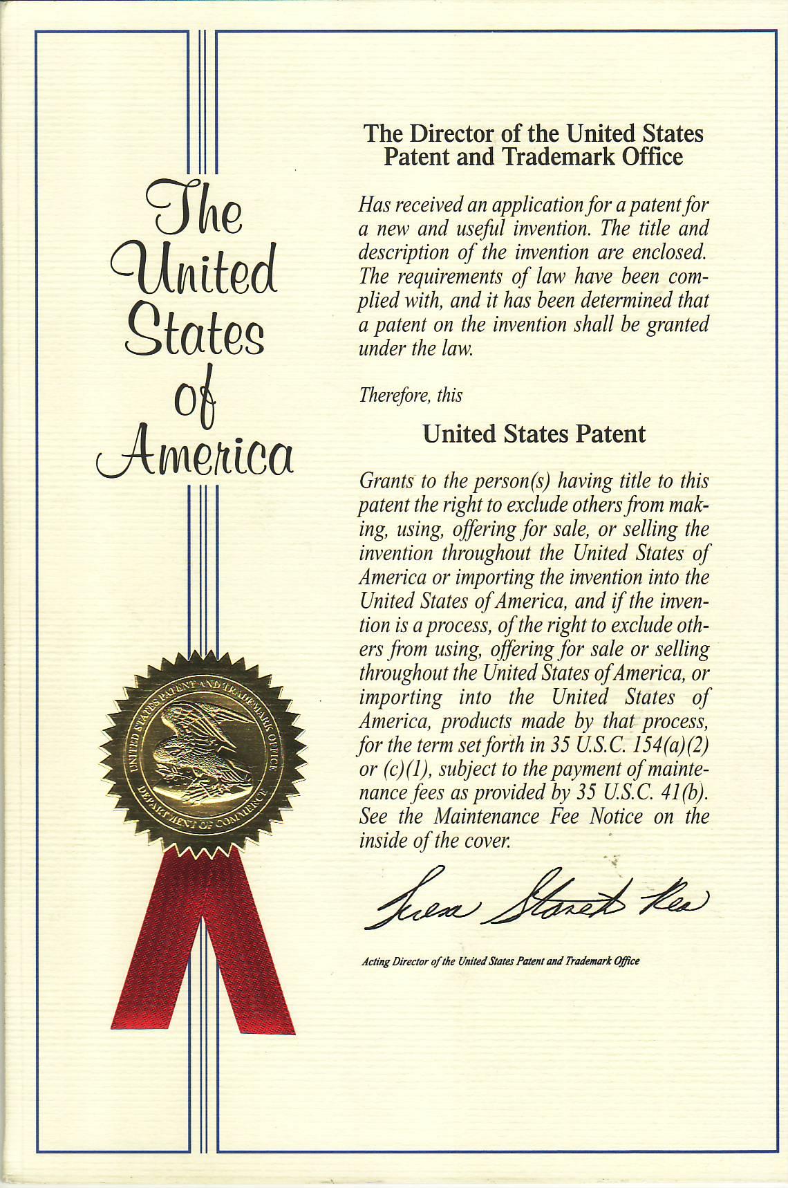 American Patent